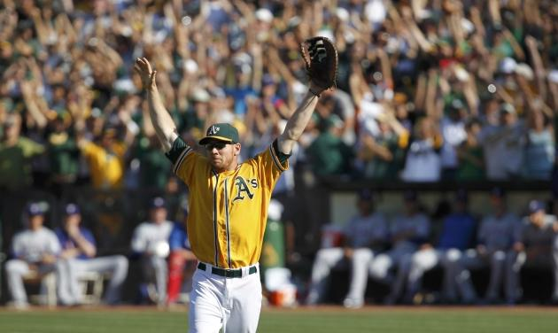 5 Ways To Slow Down The Oakland A's
