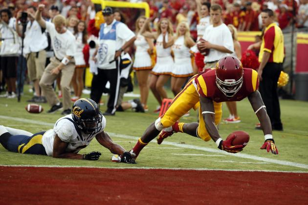 USC's Marqise Lee Worthy Of Heisman Consideration