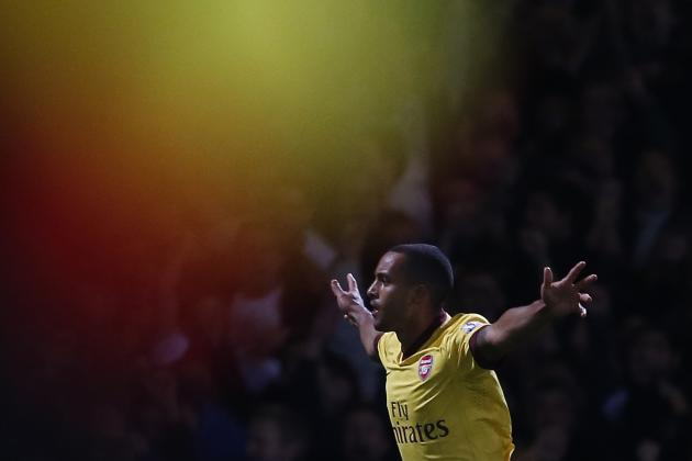 Arsenal News: Theo Walcott Is Perfectly Suited To his Current Role In Arsenal's System