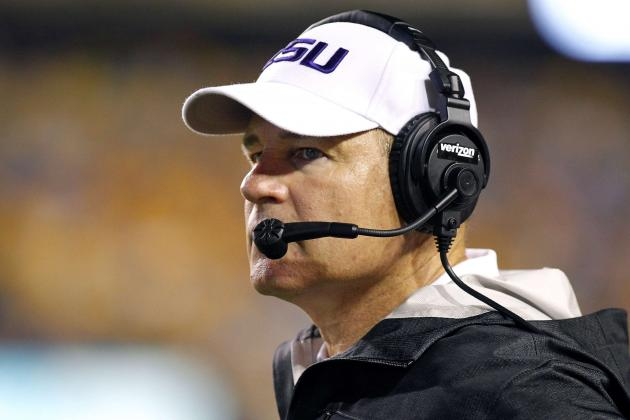 LSU Tigers vs. Ole Miss Game Preview And Where To Watch Online Live Stream