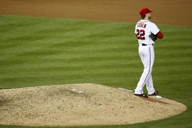 Washington Nationals Collapse: The Nationals 'Earned' That Ouster
