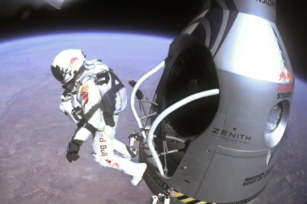 What Did Felix Baumgartner's Jump Mean To His Sponsors? Millions.