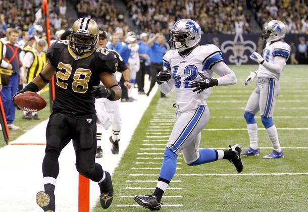 New Orleans Saints: Like Reggie Bush And Ricky Williams Before Him, Mark Ingram Is Terribly Misused