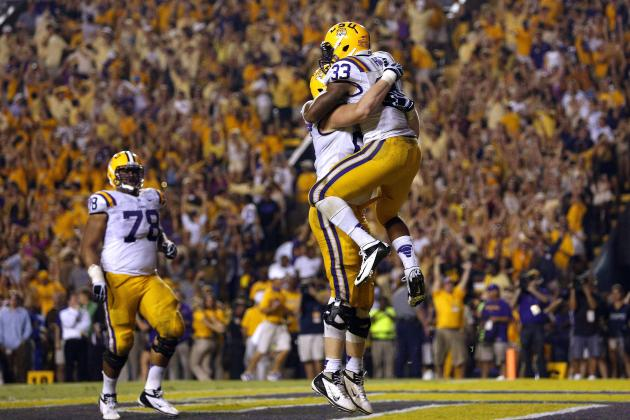 LSU vs. Mississippi State Preview: