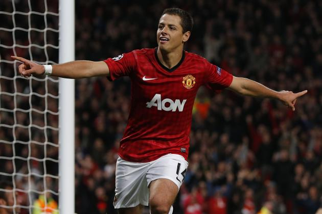 Manchester United v. Braga Match Recap And Analysis: Alan Double Not Enough As Javier Hernandez Steals The Show
