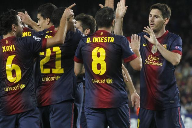 Copa Del Rey Quarterfinals: FC Barcelona Vs Malaga Preview; Where And When To Watch Online