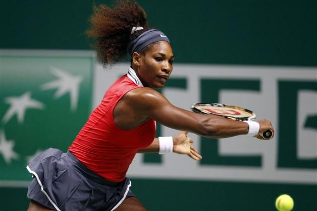 Serena And Venus Williams Finish The Year With Wins