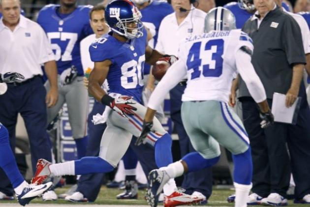 Dallas Cowboys vs. NY Giants Game Recap And Analysis: Tony Romo Throws 4 INTs As NY Remains Perfect At Jerry's World