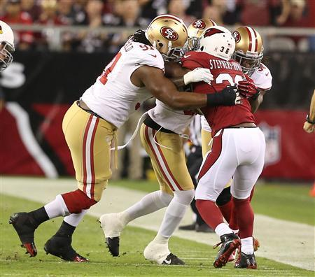 MNF Cardinals vs. 49ers Recap And Analysis: Alex Smith's (Near) Perfect Game Matched By (Near) Shutout