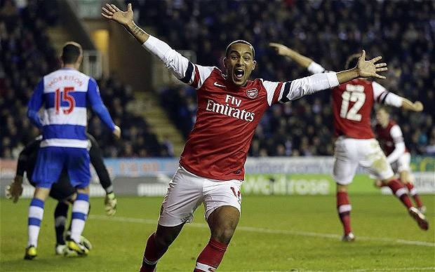 Arsenal Comeback: Arshavin Believes Walcott's First Goal Gave Arsenal Belief For Famous Comeback