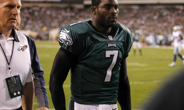 Vick, Smith, Cutler Concussions Are Talking Points Of NFL's Week 10