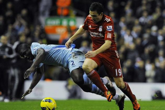 Liverpool Transfer News: Stewart Downing's January Anfield Exit Is Best For Both Parties