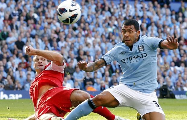 Top 5 Premier League Player Rankings: Carlos Tevez puts Man City In First Place