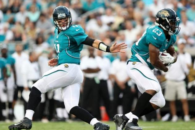 Jacsksonville Jaguars at Houston Texans Preview And Where To Watch Online Live Stream: Blaine Gabbert Battles For Job Against NFL's Stingiest Defense