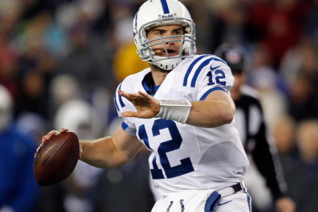 Indianapolis Colts at Houston Texans Preview: Andrew Luck Will Need It To Seize Division Crown