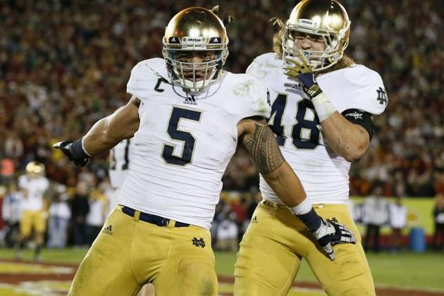 Notre Dame Football: 12-0 And Still A Tough Sell