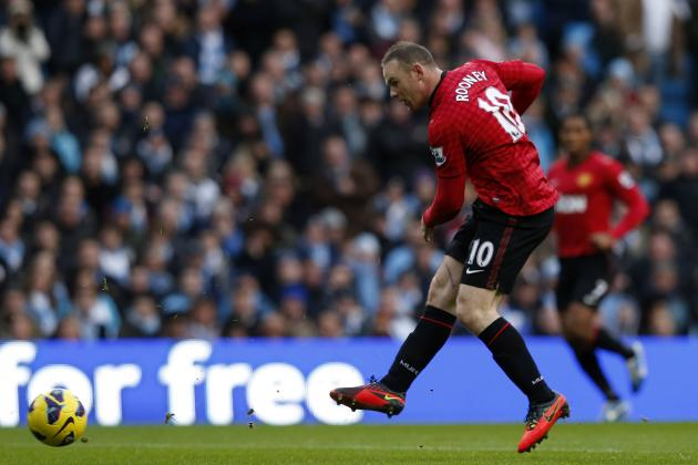 Manchester United News: Wayne Rooney Is The Best Sidekick in the English Premier League