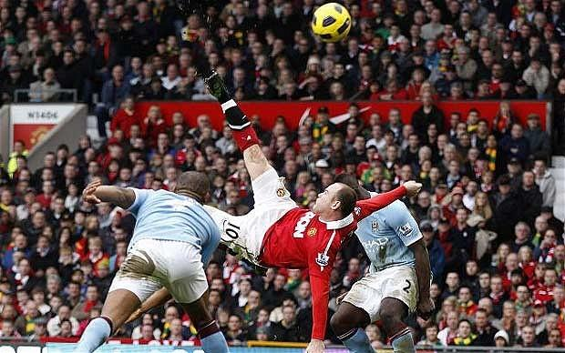 Top 5 Premier League Player Rankings: Rooney Shines In Manchester Derby