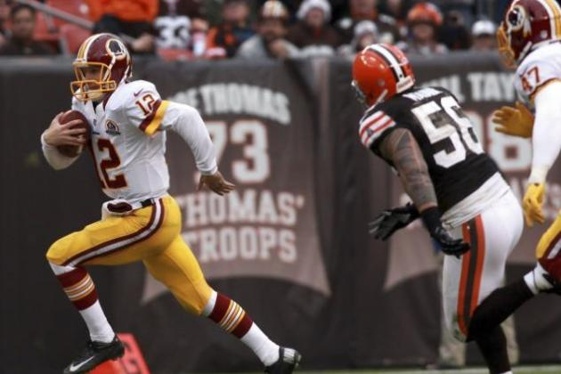 Washington Redskins: Has Kirk Cousins Proved Himself a Capable Starter with the Redskins?