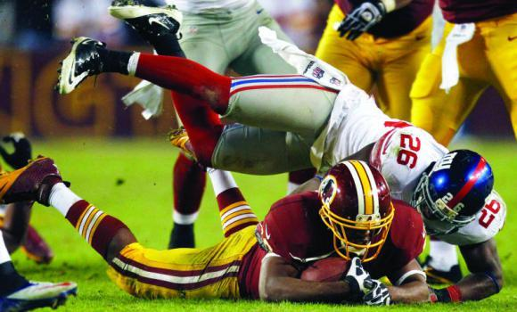 MFL Matchup: Robert Griffin III and The Washington Redskins Offense vs. Demarcus Ware and The Dallas Cowboys Defense