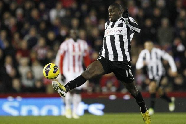 Alan Pardew Admits Demba Ba Could Leave In January With Chelsea, Liverpool, Arsenal And QPR Interested