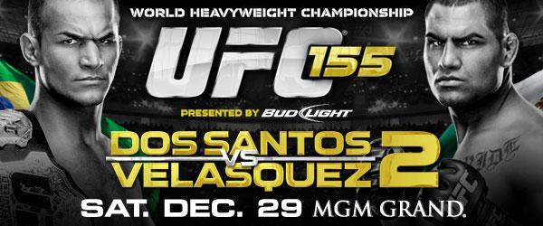 UFC 155: Main Card Preview and Predictions
