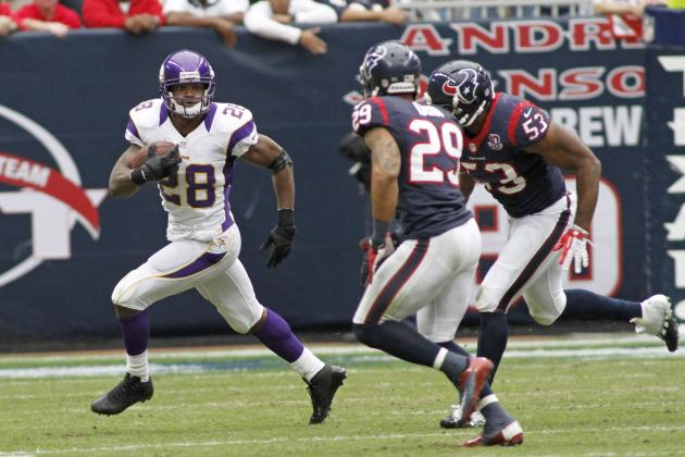 NFL Matchup: Adrian Peterson And Minnesota Vikings Offense vs. Clay Matthews And Green Bay Packers Defense