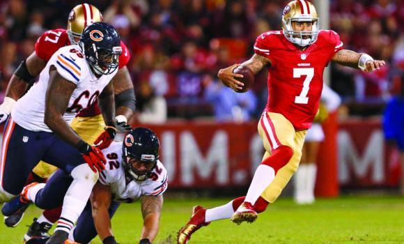 NFC Conference Championship Matchups: 49ers Kaepernick And Crabtree Passing Attack vs. Asante Samuel Falcons Secondary