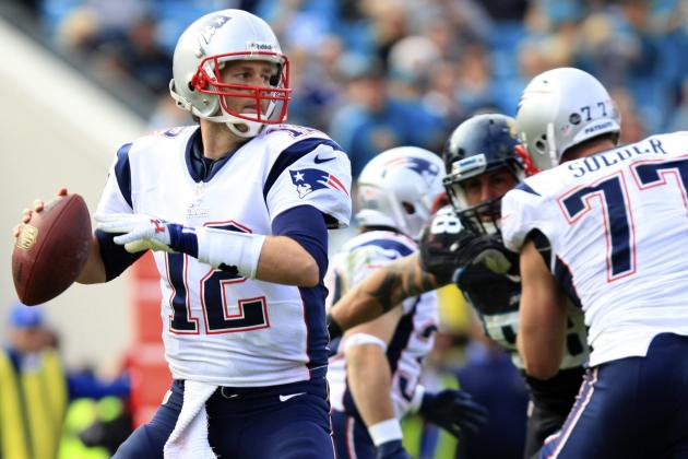 NFL Matchup: NE Patriots Offense vs. Houston Texans Defense