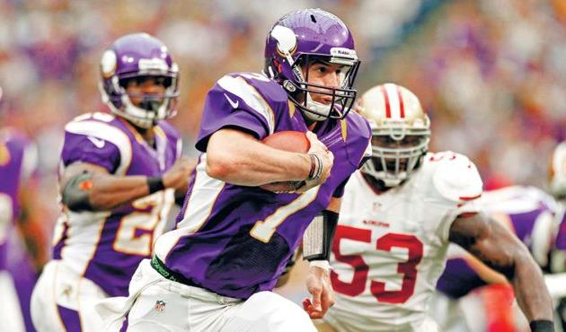 NFL Playoffs: How To Beat the Minnesota Vikings