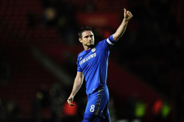 Manchester United Transfer News: Why Frank Lampard is Not the Right Player for the Red Devils