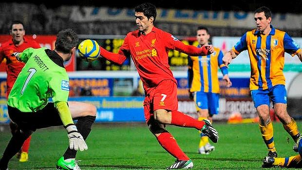 Luis Suarez And The Haunting Handball