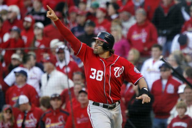 Washington Nationals' Mike Morse Traded To Seattle Mariners In A Three-Team Extravaganza