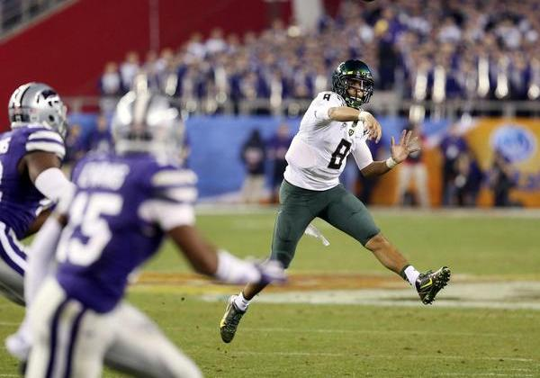 Hundley, Hogan And Mariota Are Reminders That Pac-12 Is The Anti-SEC, A Quarterback Conference