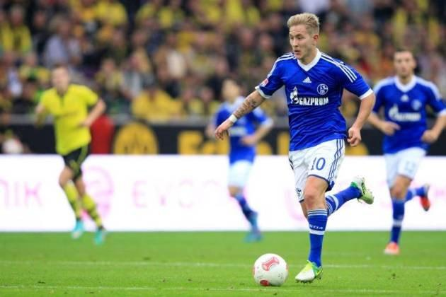 Lewis Holtby In Possible Tottenham Transfer U-Turn
