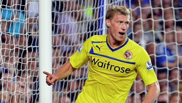 How Reading's Pogrebnyak Became the Premier League's Last Russian Standing