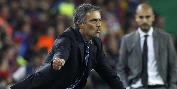 Guardiola And Mourinho To Renew Rivalry In England