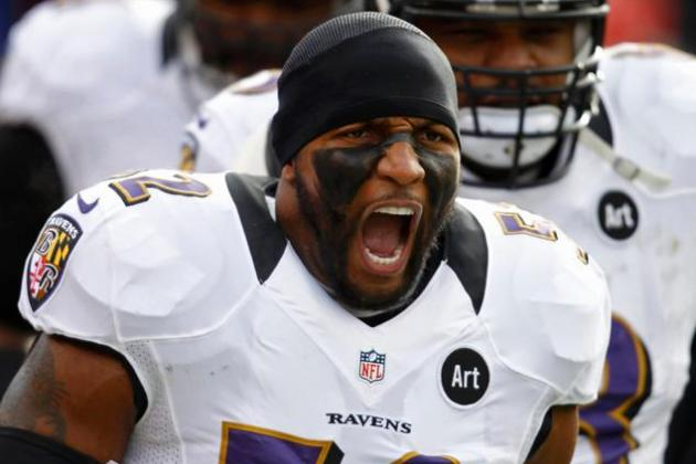 The Prophecy Fulfilled: Ray Lewis And The Baltimore Ravens Are Going To The Superbowl