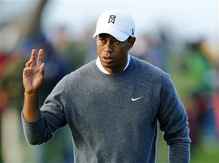Tiger Woods Wins Farmers Insurance Open