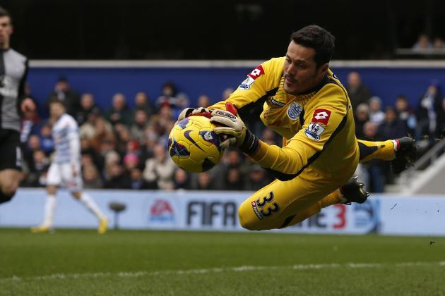 Arsenal Transfer Rumors: Gunners Target QPR Goalkeeper Julio Cesar