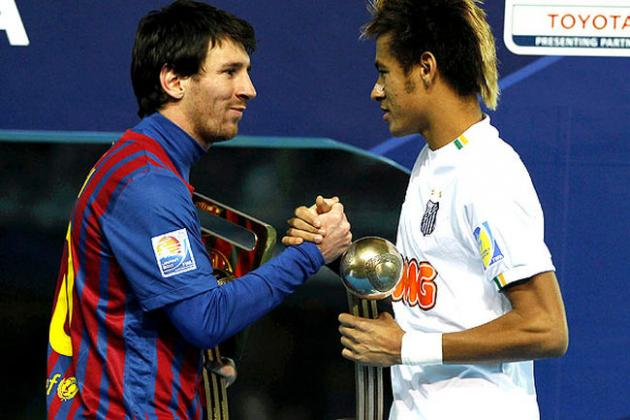 Neymar vs Messi: When Stars Collide, Who Was Better By 21?