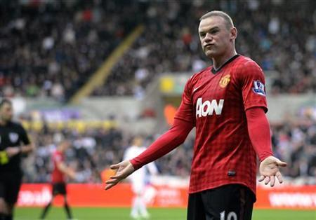 Rooney Wants Out