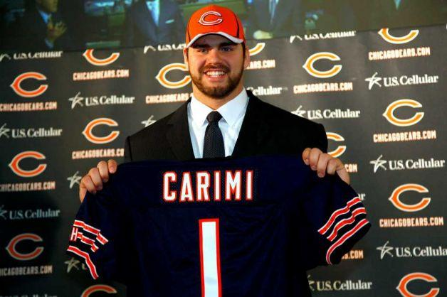 Chicago Bears News: Gabe Carimi Trade Is Wrong Move At Wrong Time
