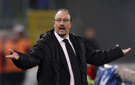 Breaking News: Rafael Benitez Signs With Napoli