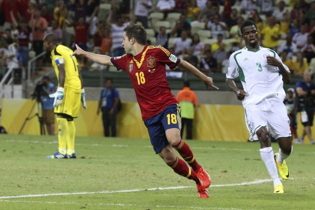 Spain Vs Italy FIFA Confederations Cup Semi-Final Preview