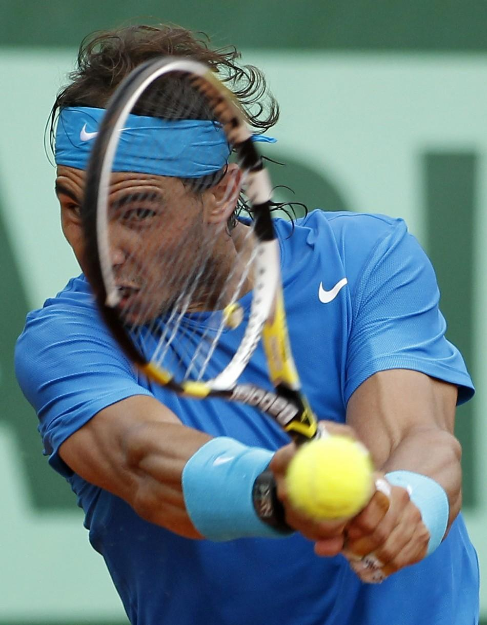 Nadal defeats Federer in heated 6th French Open competition (Photos)
