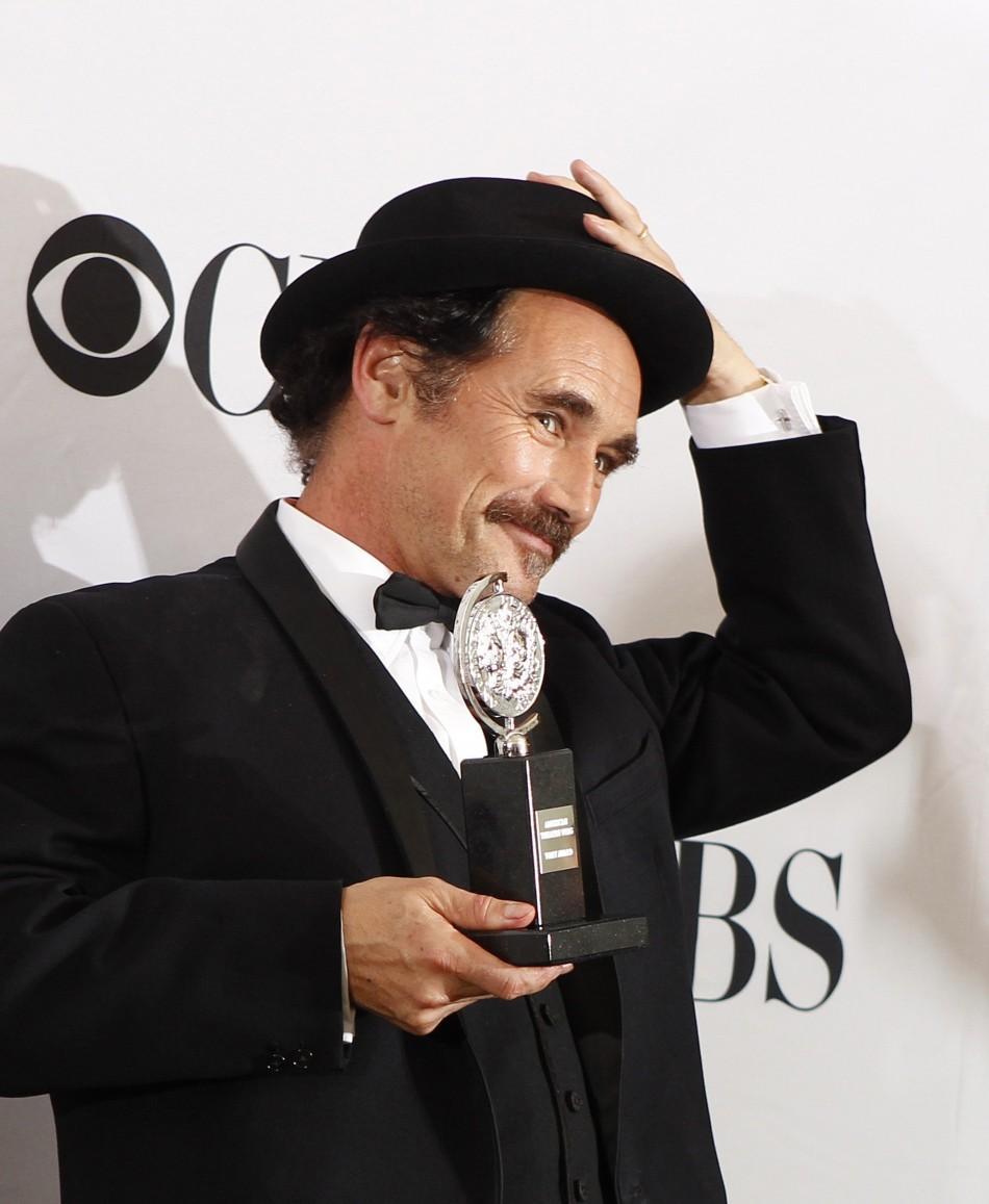 Best Performance by an Actor in a Leading Role in a Play - Mark Rylance (Jerusalem)
