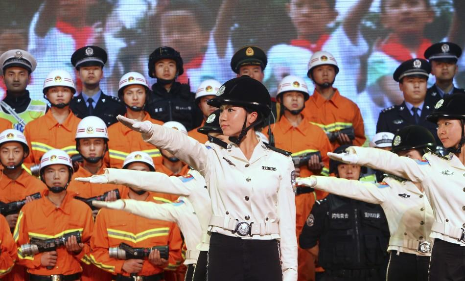 90th Anniversary of China's Communist Party (2 of 7)