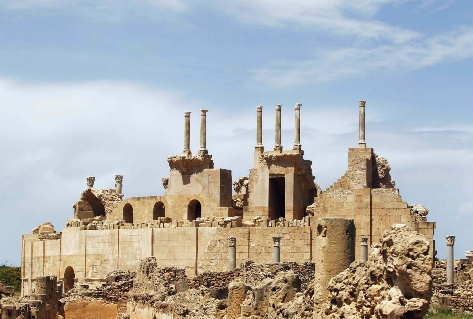 Libya's World Heritage Sites in danger