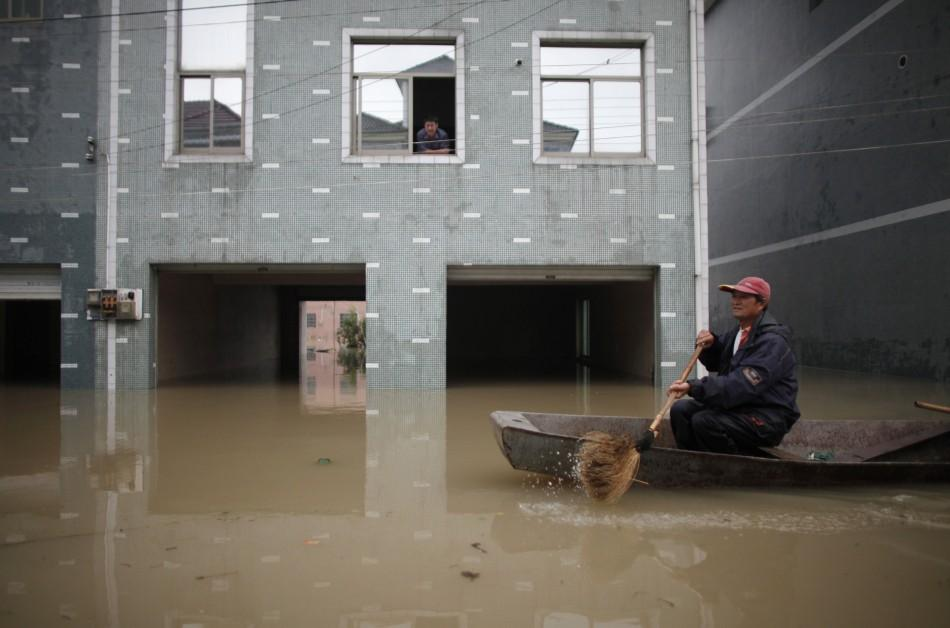 More than 2 million suffer in China floods